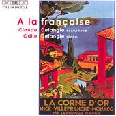A la française - CD BIS 1130