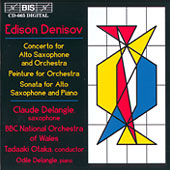 Edison Denisov - CD BIS 665