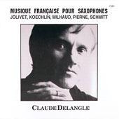 Musique française pour saxophone - CD Harmonia Mundi-Chant du Monde - Distributed by Vandoren